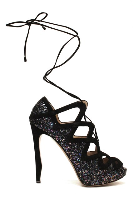 Nicholas Kirkwood Shoes for Victoria's Secret Fashion Show 2012-2013
