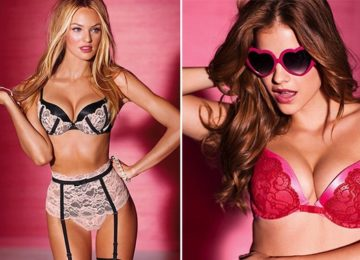 Victoria's Secret Valentine's Day 2013 Lookbook