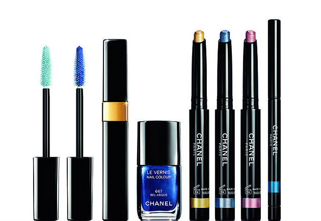 L'Été Papillon de Chanel Summer 2013 Makeup Collection