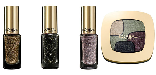 L'Oréal L'Or Sunset Makeup 2013 Collection