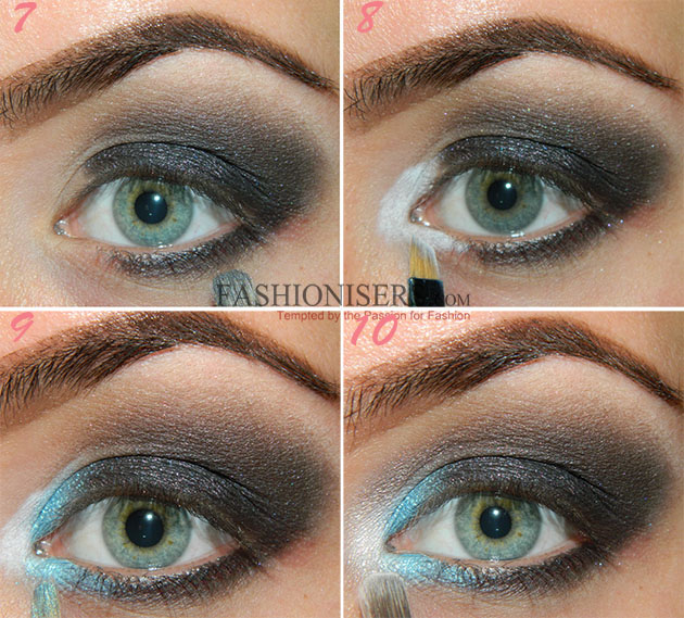 Sultry Smokey Eye Makeup Tutorial