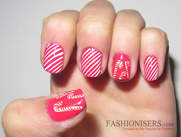 New Years Eve Nail Art Designs That Scream Cuteness Fashionisers