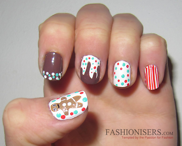New Year\'s Eve Nail Art Designs That Scream Cuteness | Fashionisers