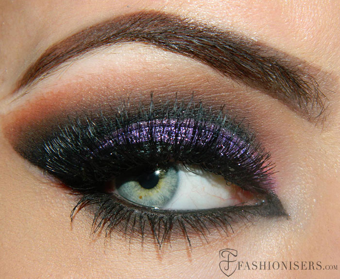 10 Dramatic Smokey Eye Makeup Ideas Fashionisers