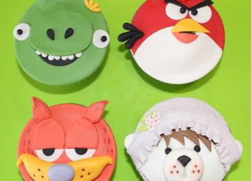 4 Fun Gumpaste Cupcake Decorating Tutorials