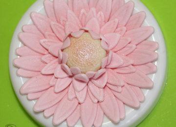 Gumpaste Gerbera Flower Tutorial