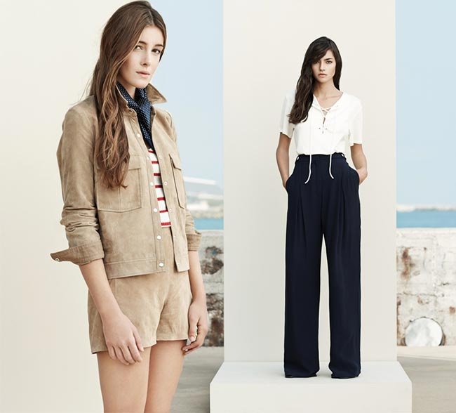 Mango Spring/Summer 2015 Collection