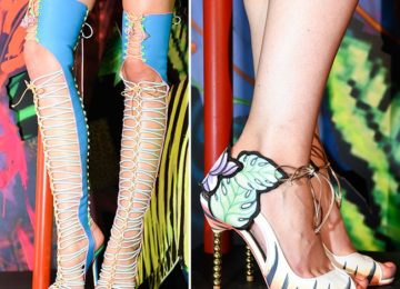 Sophia Webster's Spring 2015 Shoes Will Make You Swoon