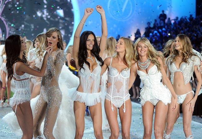 All About Victoria's Secret Fashion Show 2014