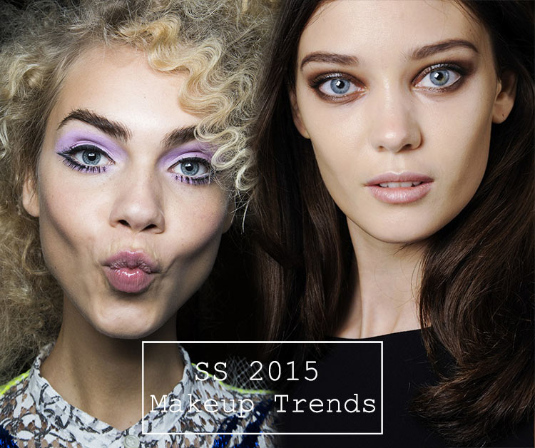 Spring/ Summer 2015 Makeup Trends
