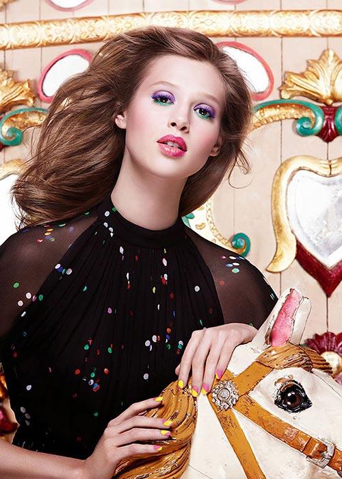 Givenchy Colorecreation Spring 2015 Makeup Collection