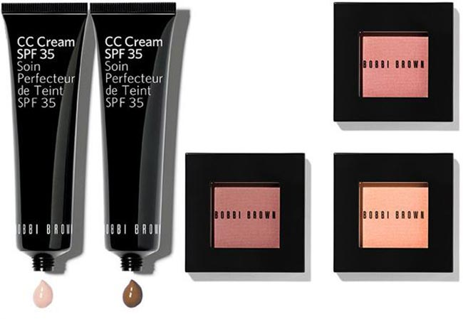 Bobbi Brown Illuminating Nudes Spring 2015 Makeup Collection