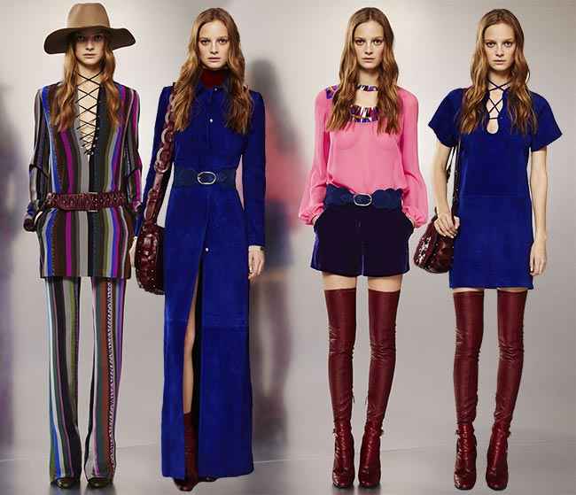 Emilio Pucci Pre-Fall 2015 Collection