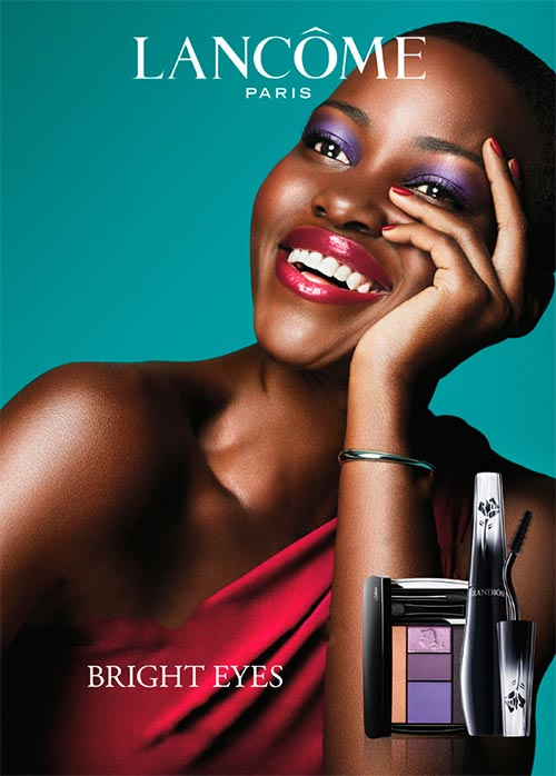 Bright lancome eyes spring makeup collection