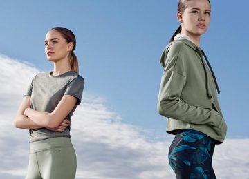 Oysho Gymwear Spring/Summer 2015 Collection