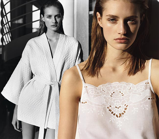 Oysho Spring/Summer 2015 Campaign