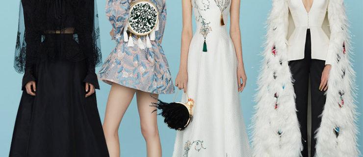 Ulyana Sergeenko Couture Spring/Summer 2015 Collection