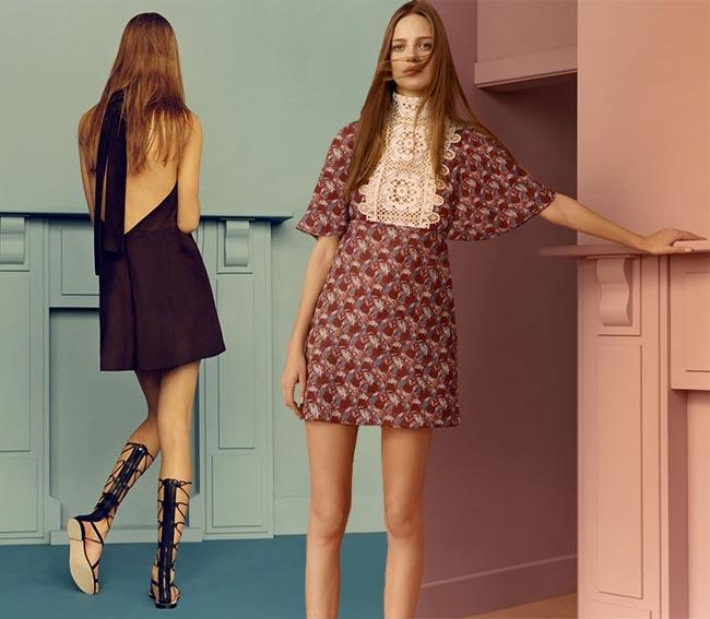 Zara Spring/Summer 2015 Campaign
