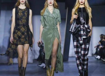 3.1 Phillip Lim Fall/Winter 2015-2016 Collection – New York Fashion Week