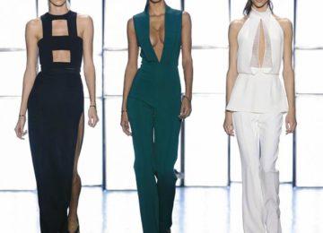 Cushnie et Ochs Fall/Winter 2015-2016 Collection – New York Fashion Week