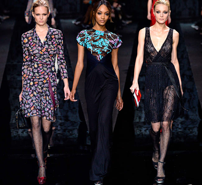 Diane von Furstenberg Fall/Winter 2015-2016 Collection