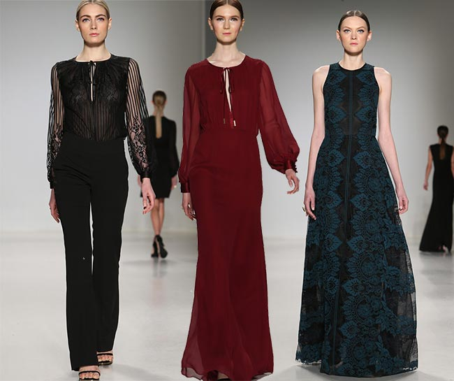 Erin Fetherston Fall/Winter 2015-2019 Collection - New York Fashion Week