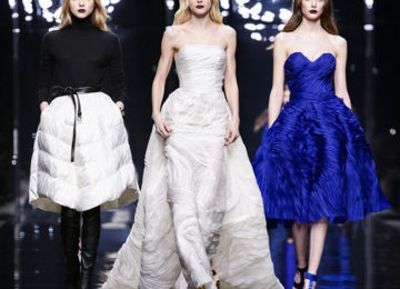 Ermanno Scervino Fall/Winter 2015-2016 Collection – Milan Fashion Week