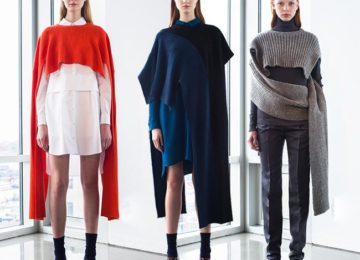 ICB Fall/Winter 2015-2016 Collection – New York Fashion Week