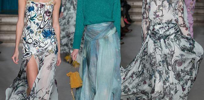 Matthew Williamson Fall/Winter 2015-2016 Collection – London Fashion Week