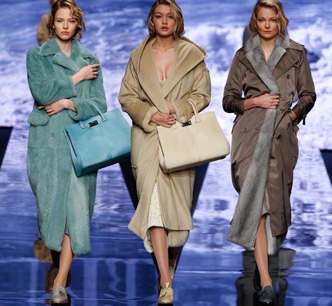 Max Mara Fall/Winter 2015-2016 Collection - Milan Fashion Week