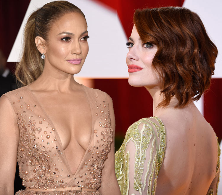 Oscars 2015 Celebrity Hairstyles and Makeup