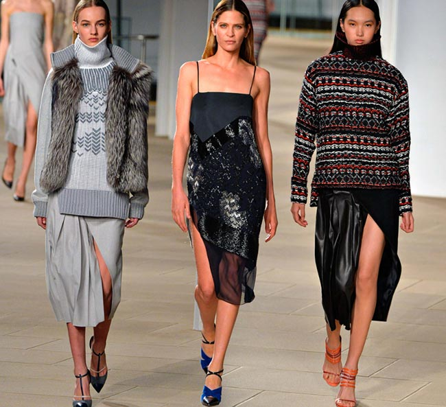Prabal Gurung Fall/Winter 2015-2016 Collection - New York Fashion Week