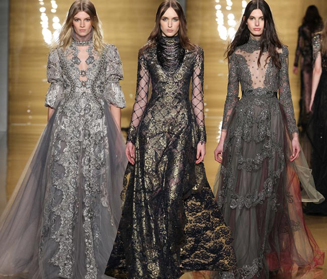 Fall Fashion Collection: Reem Acra Fall/Winter 2015-2016 Collection