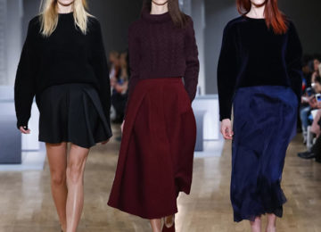 Tibi Fall/Winter 2015-2016 Collection – New York Fashion Week
