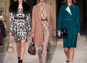 Tod's Fall/Winter 2015-2016 Collection – Milan Fashion Week