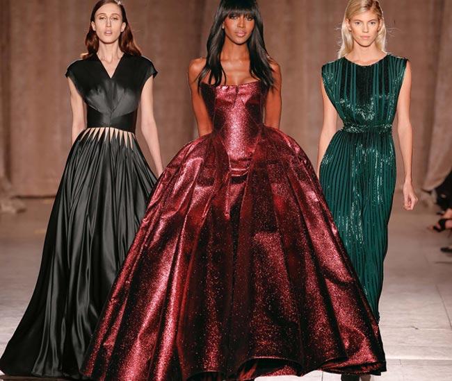 Zac Posen Fall/Winter 2015-2016 Collection - New York Fashion Week