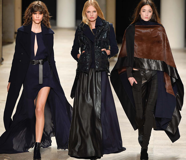 Barbara Bui Fall/Winter 2015-2016 Collection - Paris Fashion Week