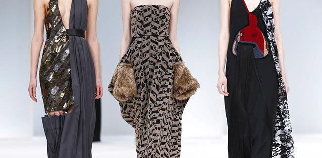 Chalayan Fall/Winter 2015-2016 Collection – Paris Fashion Week