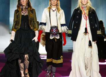 Dsquared2 Fall/Winter 2015-2016 Collection – Milan Fashion Week