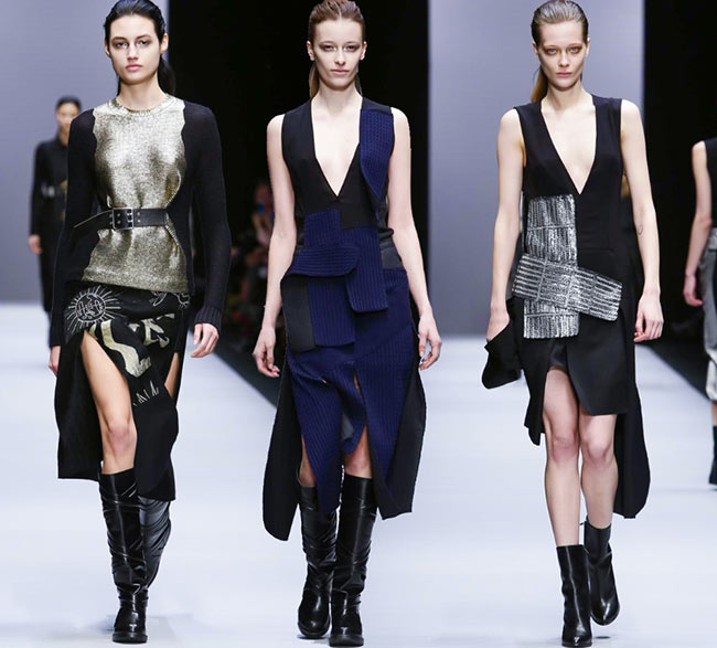 Guy Laroche Fall/Winter 2015-2016 Collection - Paris Fashion Week