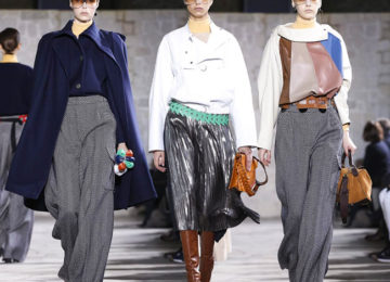 Loewe Fall/Winter 2015-2016 Collection – Paris Fashion Week