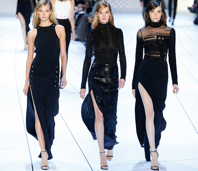 Mugler Fall/Winter 2015-2016 Collection - Paris Fashion Week