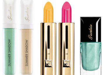 Guerlain Summer 2015 Makeup Collection