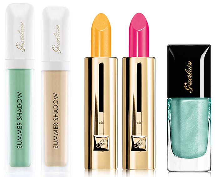 Guerlain Summer 2015 Makeup Collection