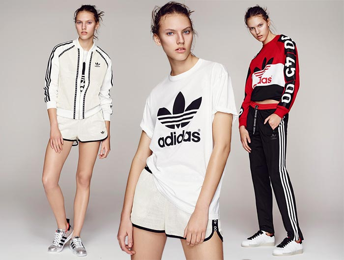 Topshop x Adidas Originals Summer 2015 Collection