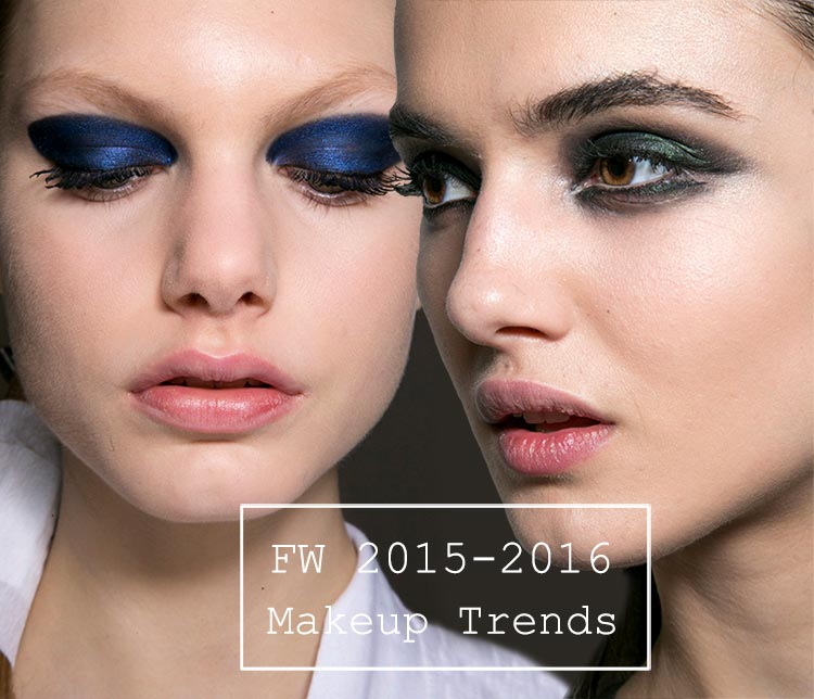 Fall/ Winter 2015-2016 Makeup Trends