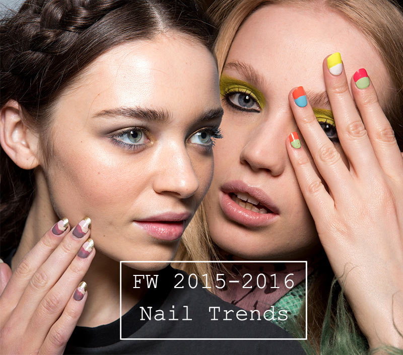 Fall Winter 2015 2016 Nail Trends