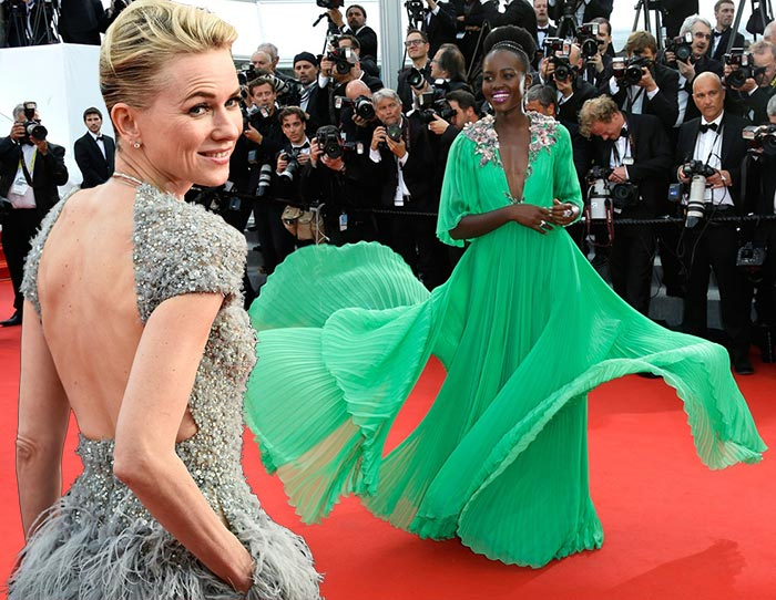 Cannes 2015 Opening Ceremony Red Carpet Fashion