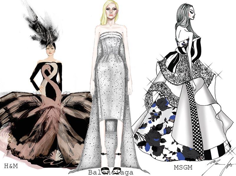 What Will Lady Gaga\'s Wedding Dress Look Like | Fashionisers
