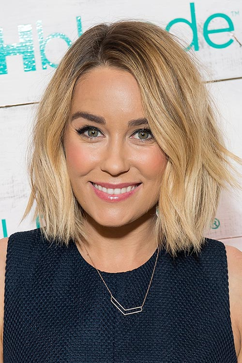 How Lauren Conrad Contours